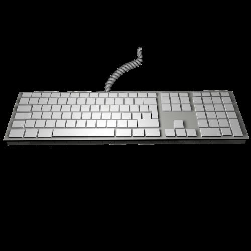 keyboard untitled keys