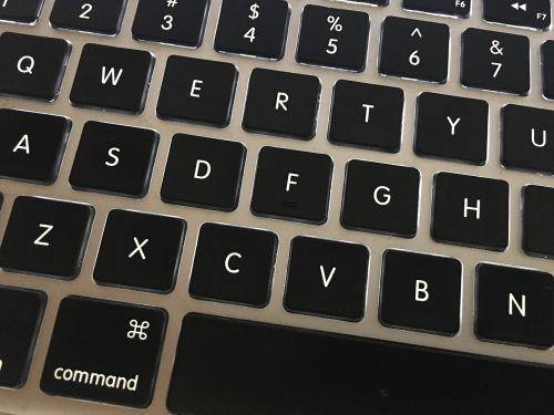 keyboard qwerty computer