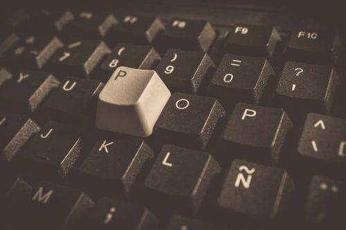keyboard keys computing