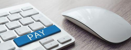 keyboard pay click