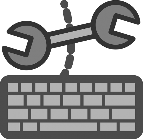 keyboard fix configure