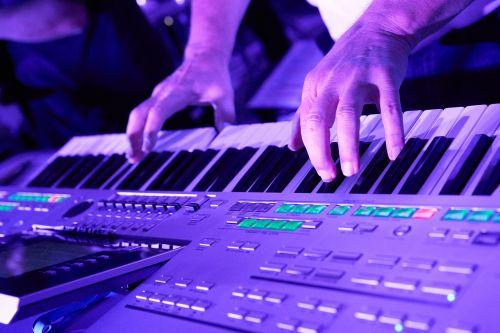 keyboard concert music
