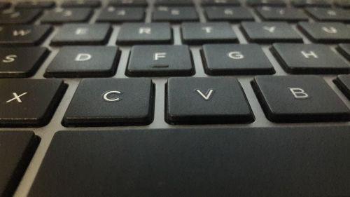 keyboard keys laptop