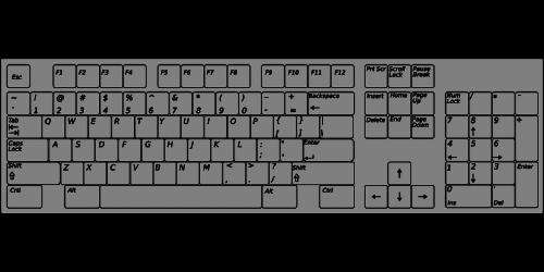 keyboard keypad computers