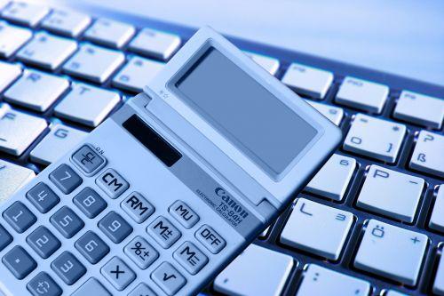keyboard calculator count