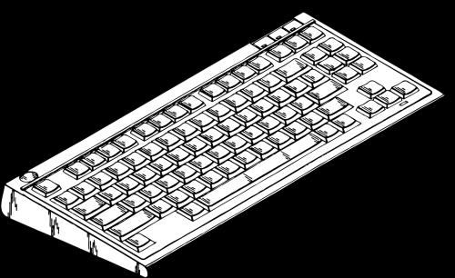 keyboard key board