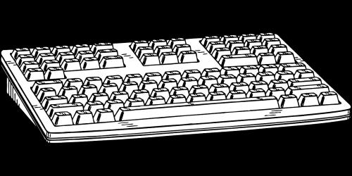 keyboard hardware input