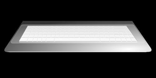 keyboard wireless input