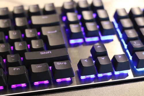 keyboard  led  gaming