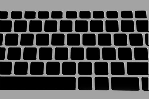 keyboard empty delete