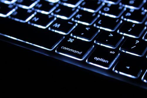 keyboard lighting macbook pro