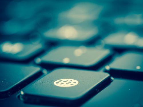 keyboard globe keys