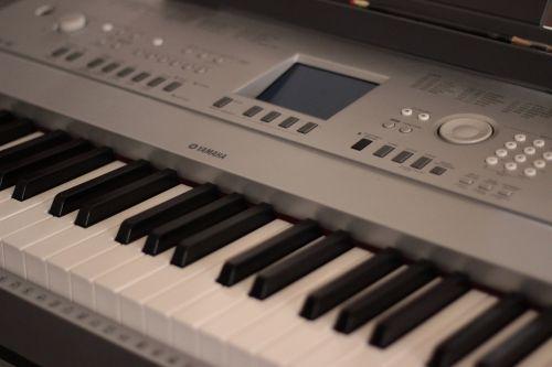keyboard music instrument