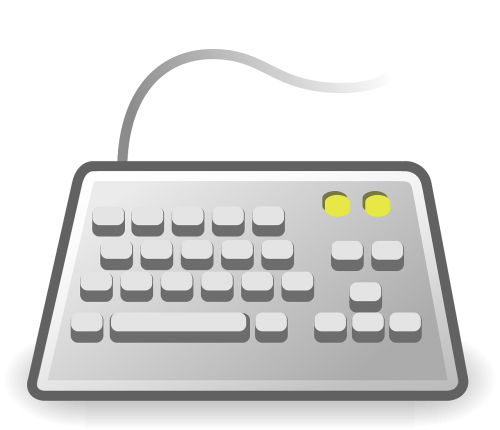 keyboard input input device