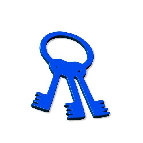 keychain key close