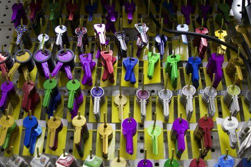 keys hardware store shop