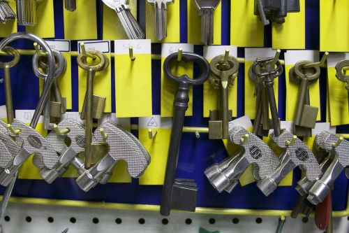 keys old keys security