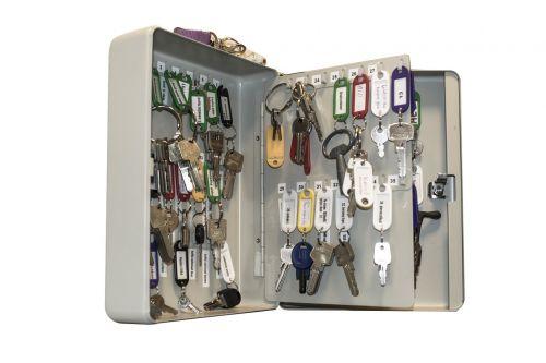 keys key cabinet closet