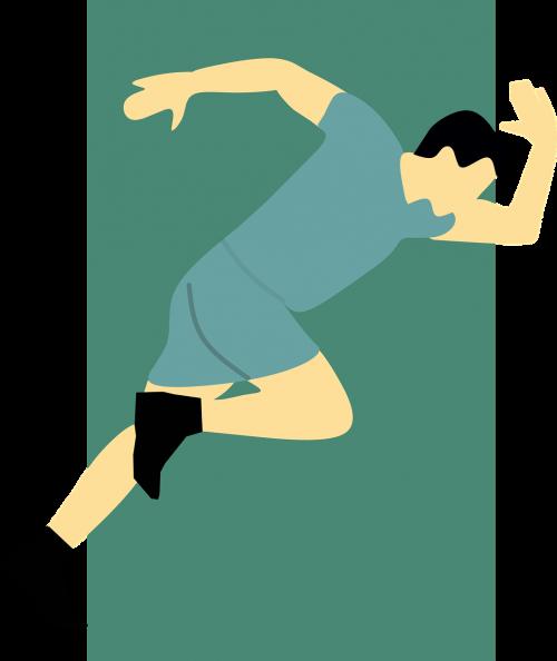 keywords running athlete