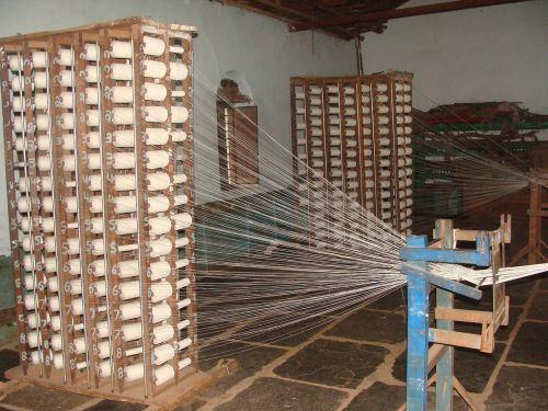 khadi coarse cloth garag