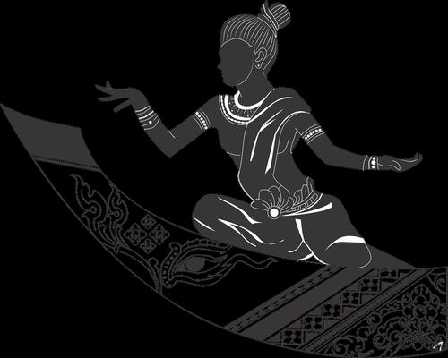 Khmer, Kambodža, menas, Azijoje, tatuiruotė, atkreipti, Vandens šventė, Nemokama vektorinė grafika, Nemokama iliustracijos