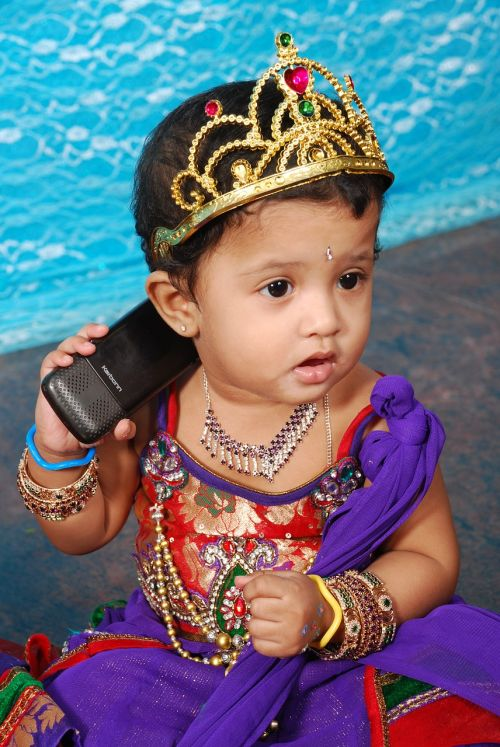 kid cute princess