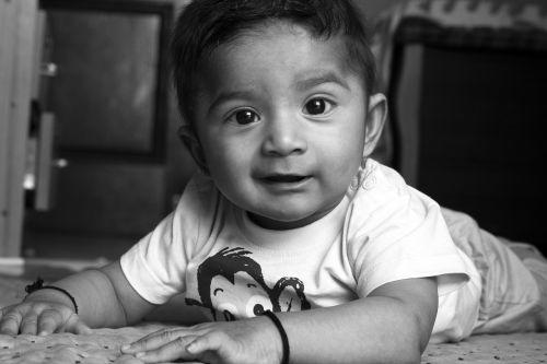 kid smile boy