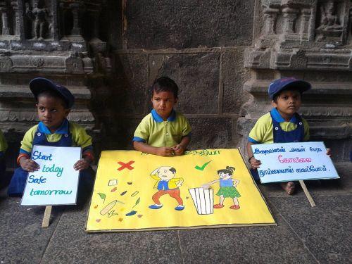 kids children ecology