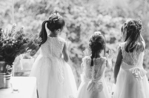 kids dress girl