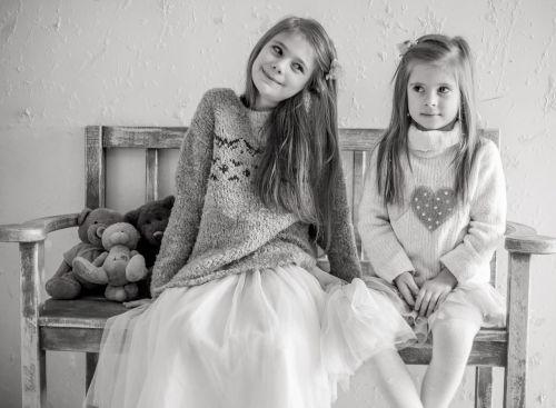 kids girls the little girl