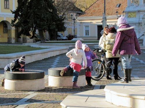 kids game walk