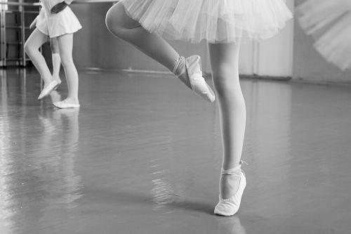 kids ballet dance lesson