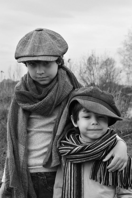 kids  boys  brothers