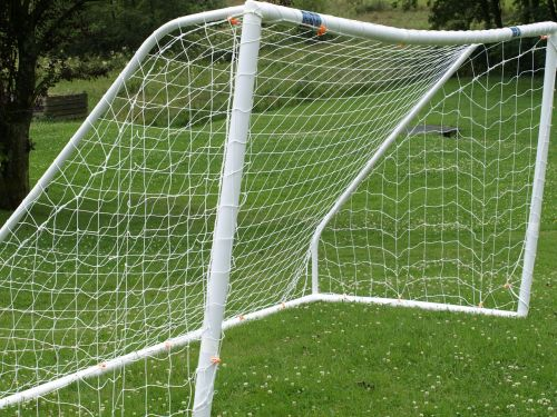 kids football goal goal ball sports