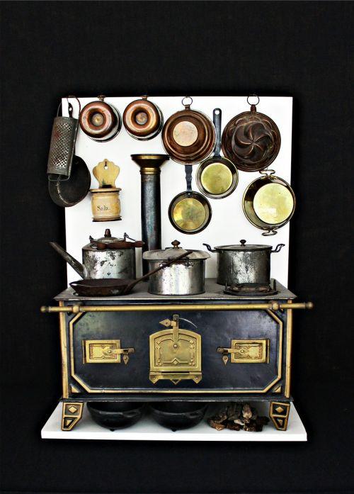 kids stove children toys tin stove