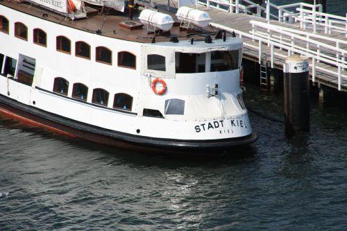 kiel port pier