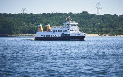 kiel ferry kieler firth