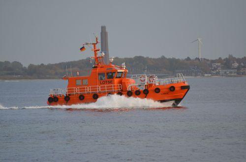 kiel strande pilot boat laboe