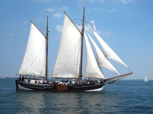 kiel sailing vessel baltic sea