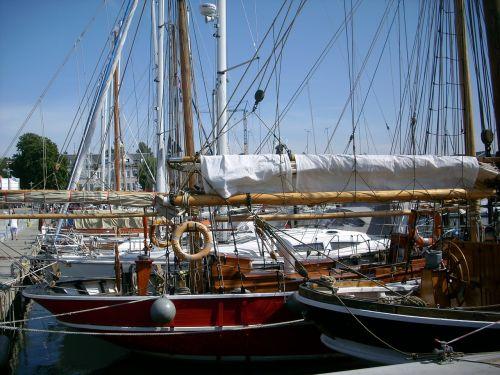 kiel laboe sailing ships