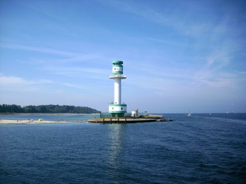 kiel fjord lighthouse
