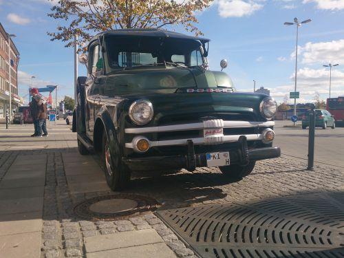 kiel oldtimer pickup