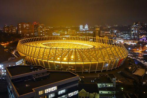 kiev olympic stadium stadium