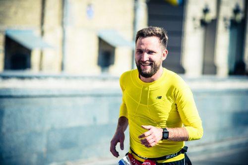 kiev marathon running