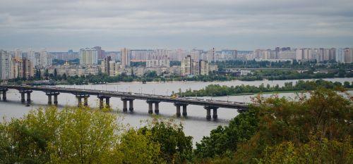 kiev ukraine river