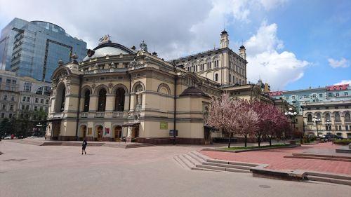 kiev opera architecture