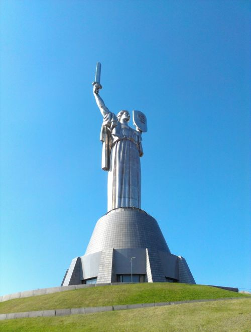 kiev monument birthplace