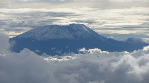 kilimanjaro tanzania mountain