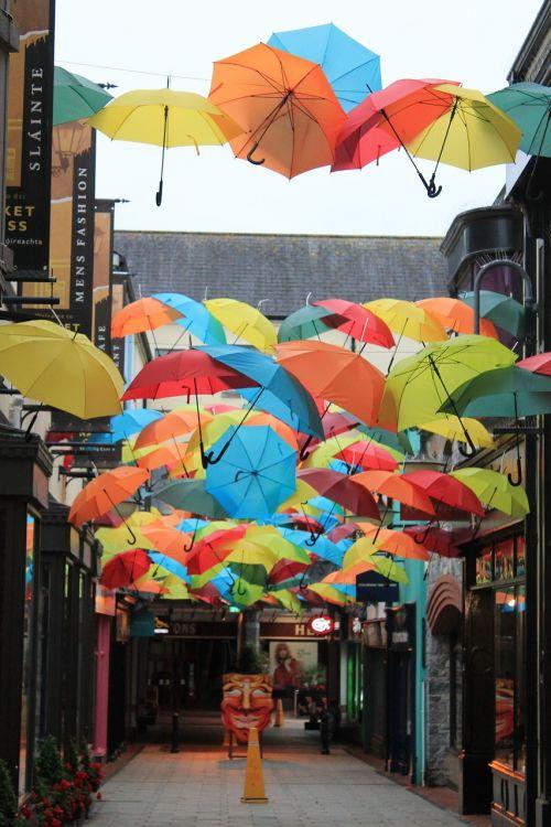 kilkenny umbrellas ireland