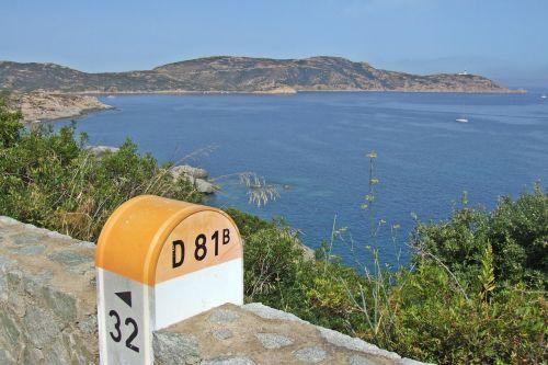 kilometer pole holiday corsica